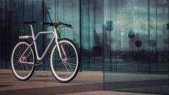 Angell Bike, telaio in alluminio
