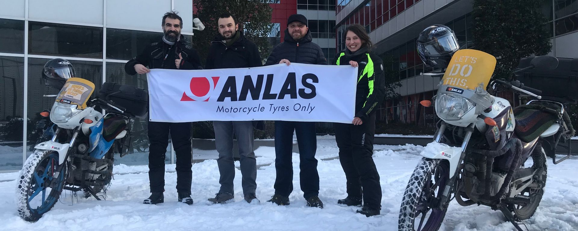 Anlas: con il Team Ride2World dalla Turchia all'Agnellotreffen