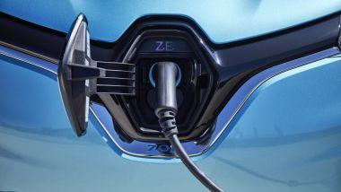 Ansia da ricarica per le auto elettriche: la presa di ricarica di Renault ZOE