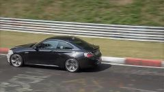 BMW M2 CS Competition: il video spia al Nurburgring - Immagine: 1