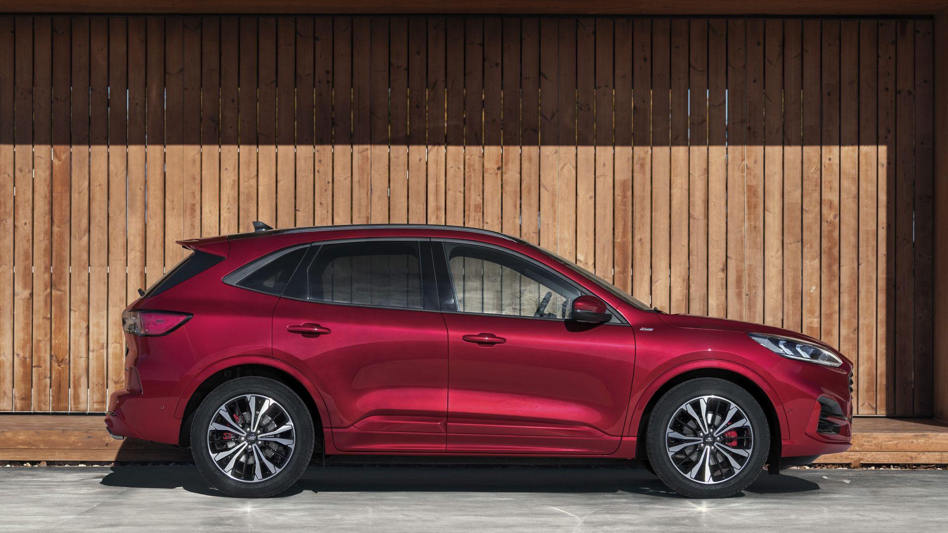 Ford Kuga 2020: novità, immagini, motori, versioni ibride ...