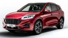 """Nuova Ford Kuga, un Suv """"elettrizzante"""". Ma il diesel resiste - Immagine: 15"""