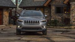 Nuova Jeep Cherokee 2018: le foto e le caratteristiche - Immagine: 4