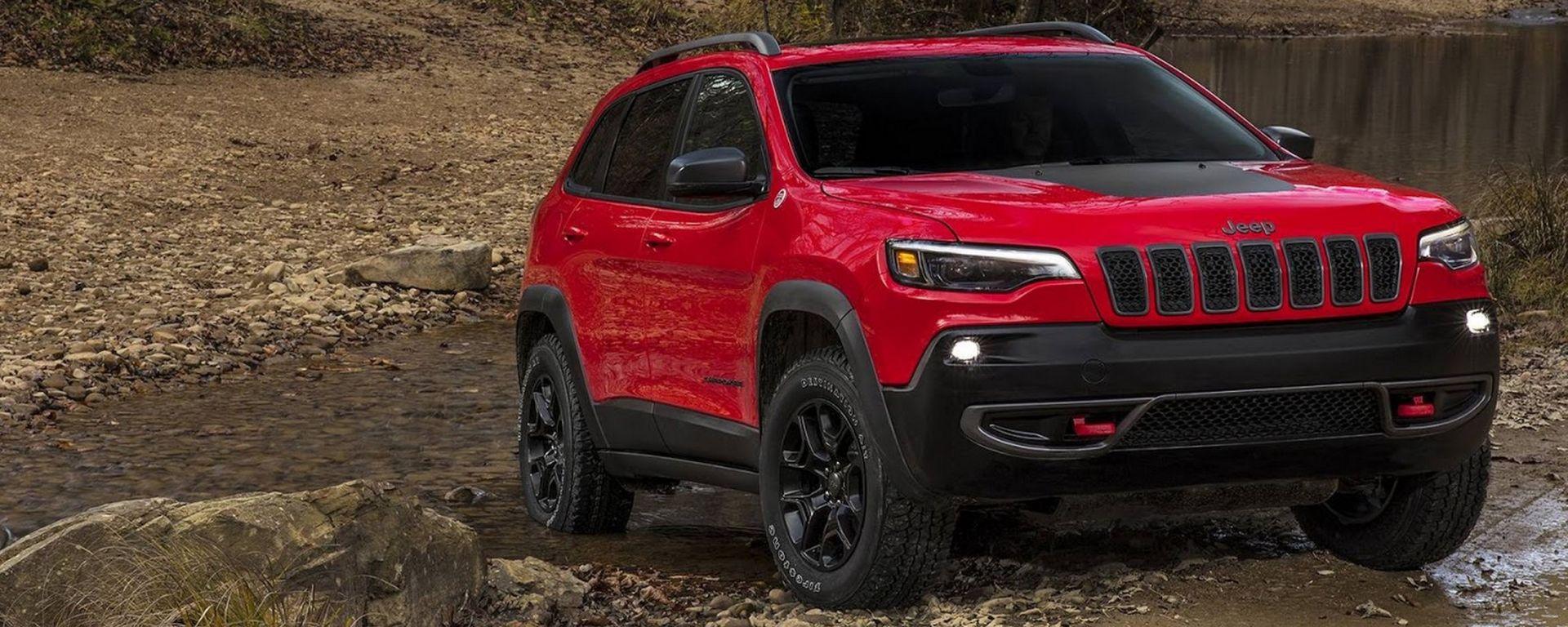 Anteprima Nuova Jeep Cherokee 2018 Foto Caratteristiche