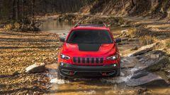Nuova Jeep Cherokee 2018: le foto e le caratteristiche - Immagine: 10