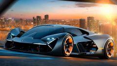 Nuova Lamborghini Aventador: l'erede sarà V12 ibrida - Immagine: 1