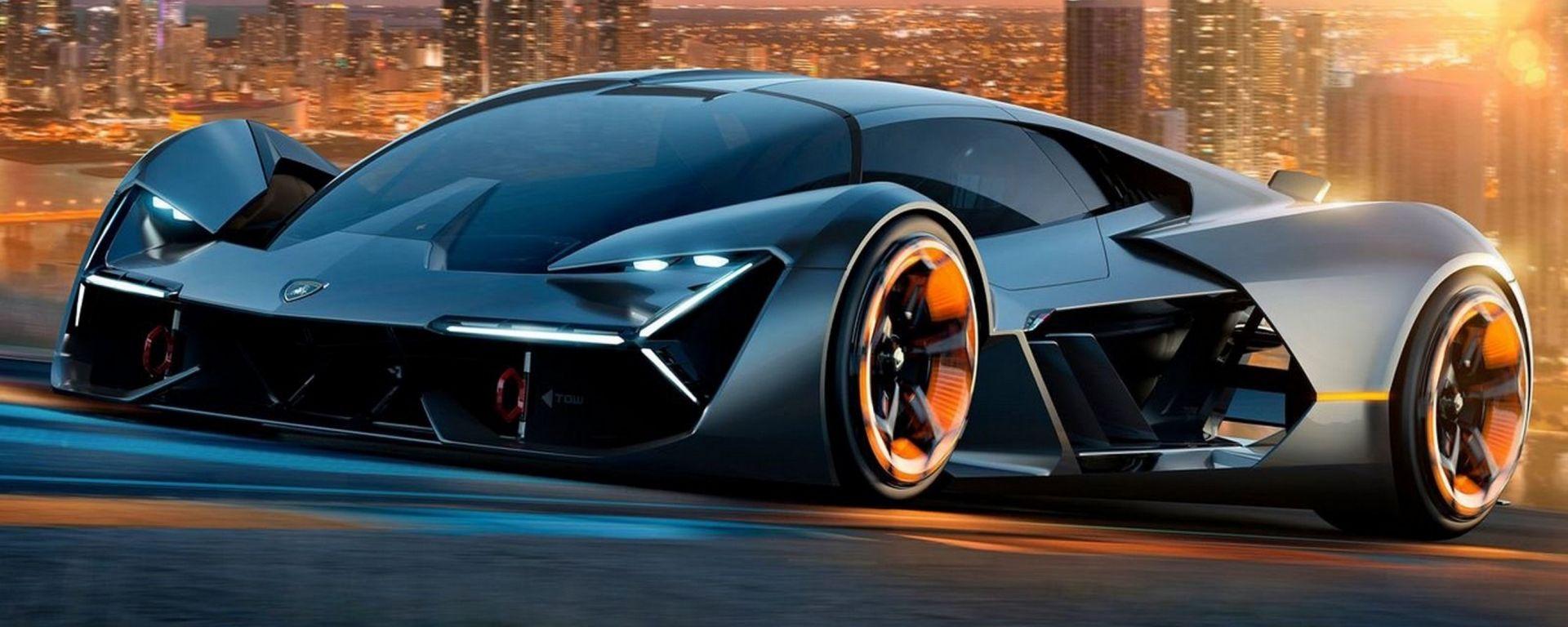 Nuova Lamborghini Aventador: l'erede sarà V12 ibrida