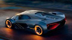 Nuova Lamborghini Aventador: l'erede sarà V12 ibrida - Immagine: 3