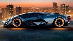 Nuova Lamborghini Aventador: l'erede sarà V12 ibrida - Immagine: 2