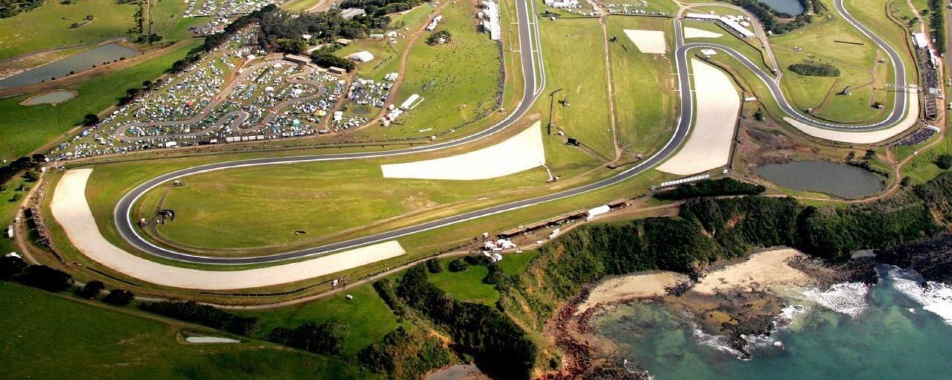 Approdo sull'isola: domani il primo appuntamento della Superbike 2016