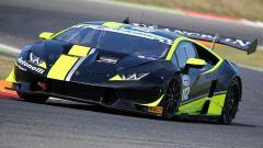Antonelli Motorsport con la Lamborghini - CIGT 2017