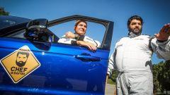 Antonino Cannavacciuolo in pista a Monza: il primo trailer - Immagine: 1