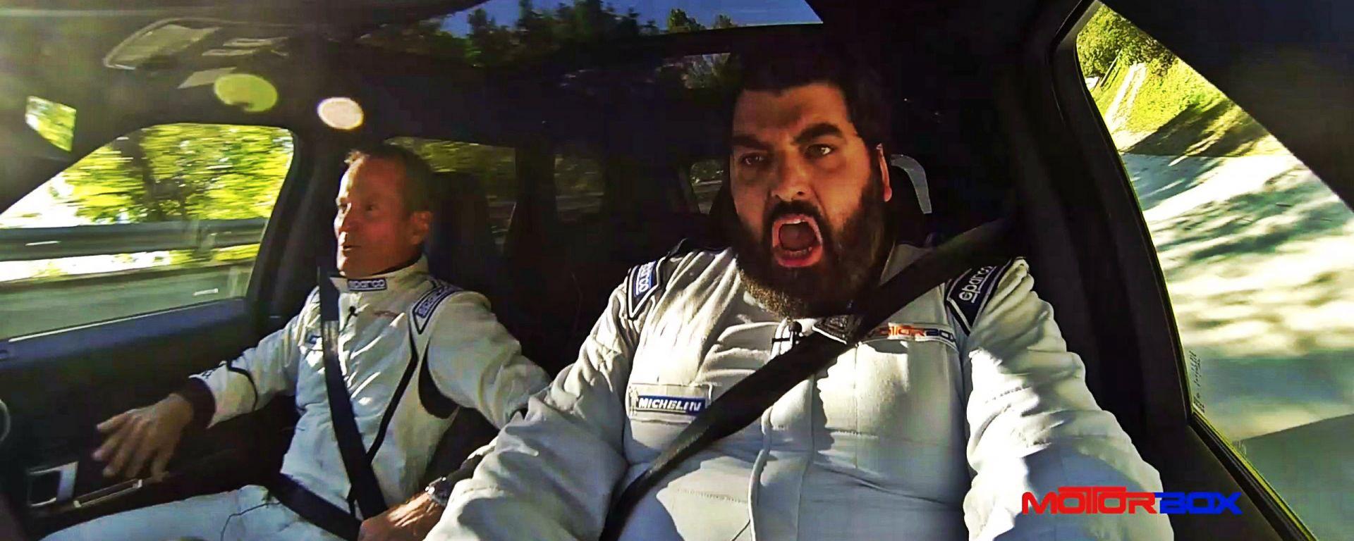 Antonino Cannavacciuolo in pista a Monza: il secondo trailer