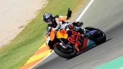 Antonio Cairoli, test con la KTM RC16 a Valencia (4)