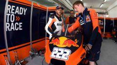 Antonio Cairoli, test con la KTM RC16 a Valencia