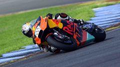 Antonio Cairoli: il regalo di nozze della KTM, a Valencia con la RC16