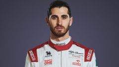 Antonio Giovinazzi #99, biografia piloti F1 2021