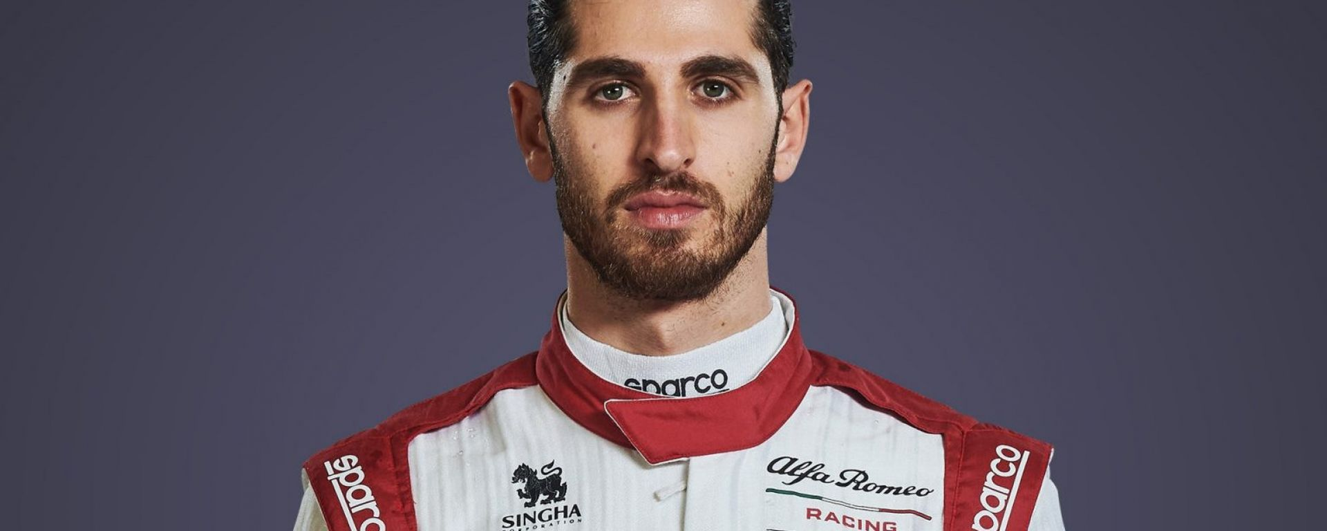 Antonio Giovinazzi #99 F1 2021