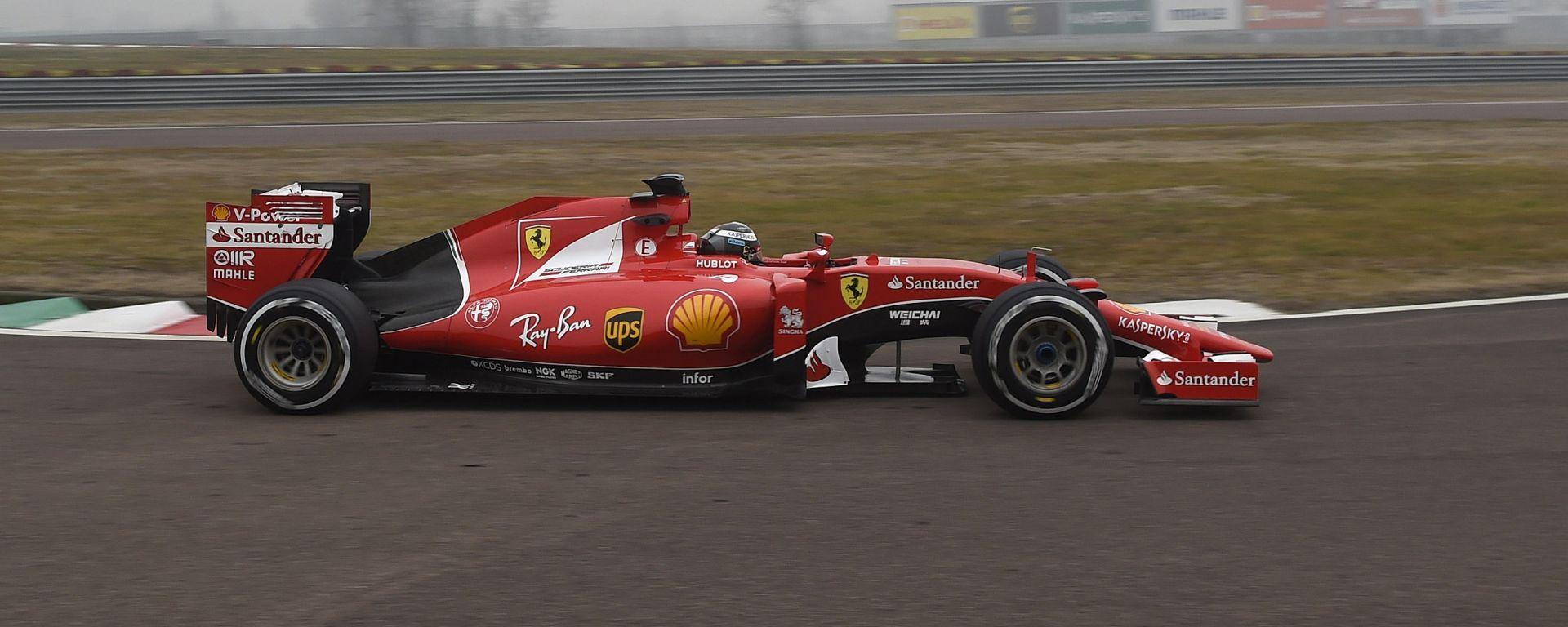 Antonio Giovinazzi - Scuderia Ferrari F1