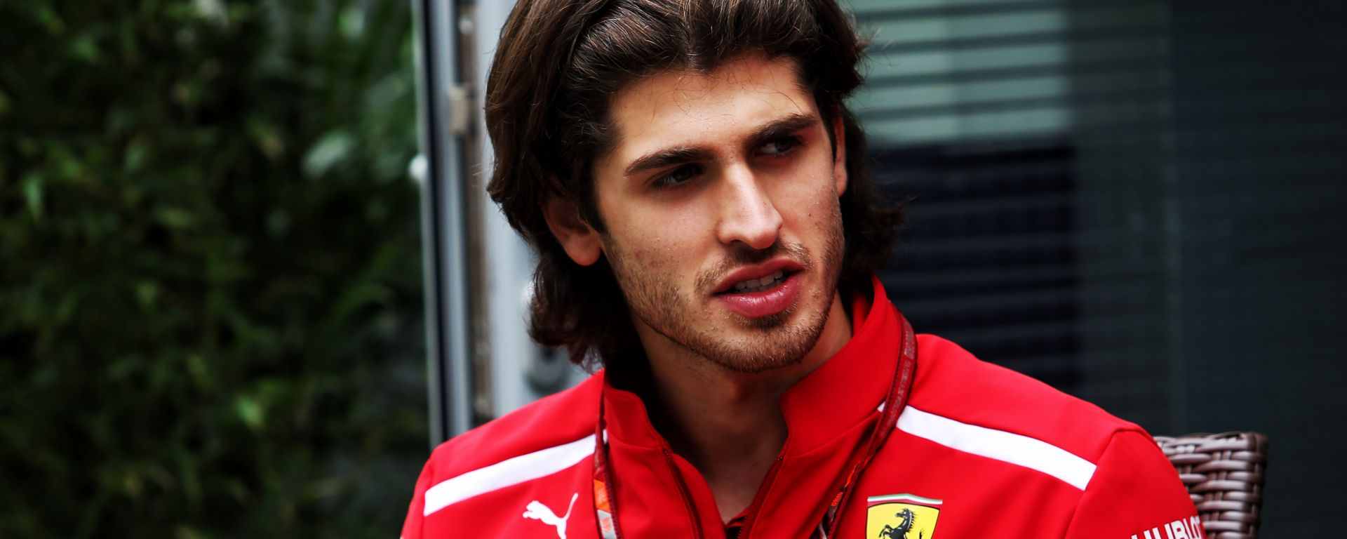 Antonio Giovinazzi (tester Ferrari)
