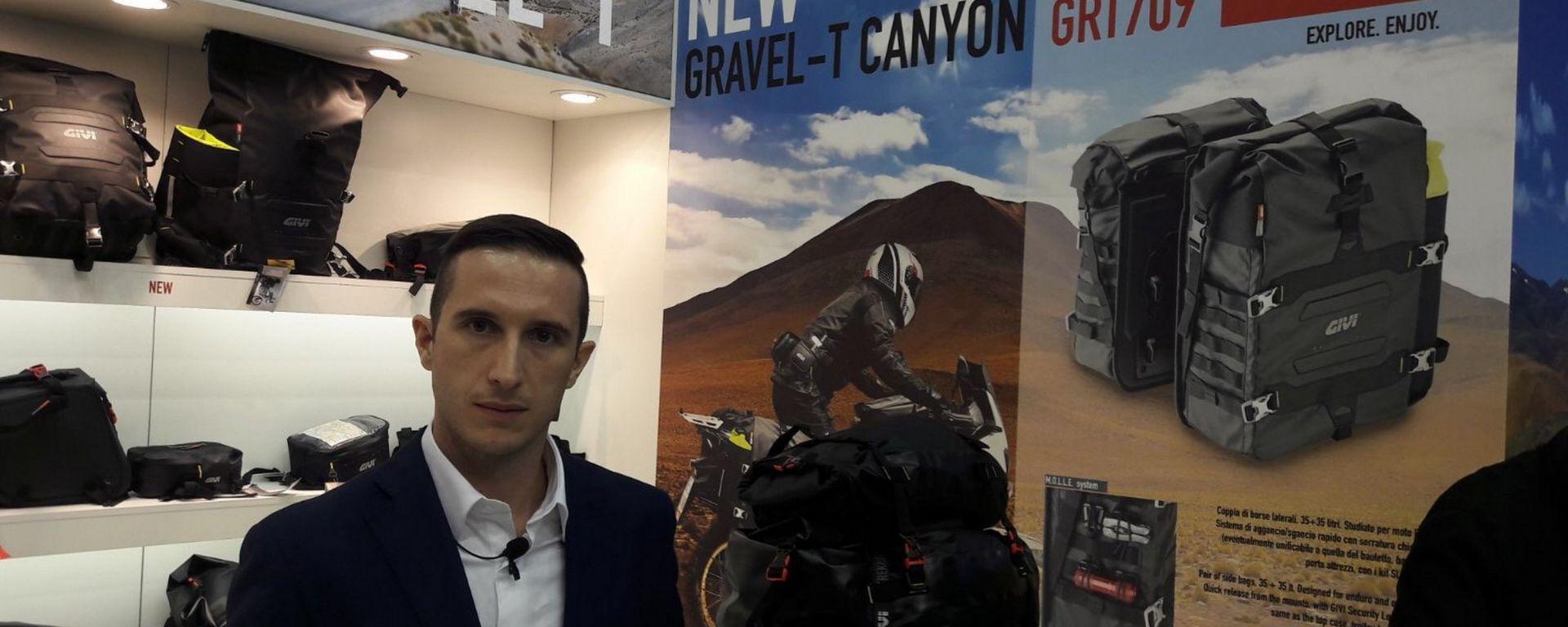 Antonio Rizzini, Dealer Support di Givi