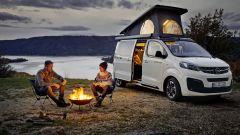 Aperitivo con Opel Zafira Life by Crosscamp