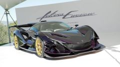 Apollo Intensa Emozione 2018 - visuale laterale
