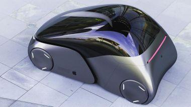 Apple Car: sarà fatta così?