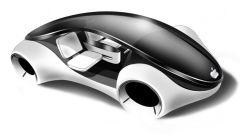Apple Car: uno dei primi bozzetti circolati in Rete