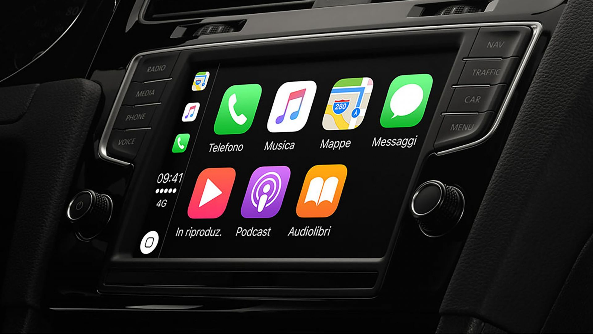 Speciale Infotainment Come Funziona Apple Carplay Motorbox