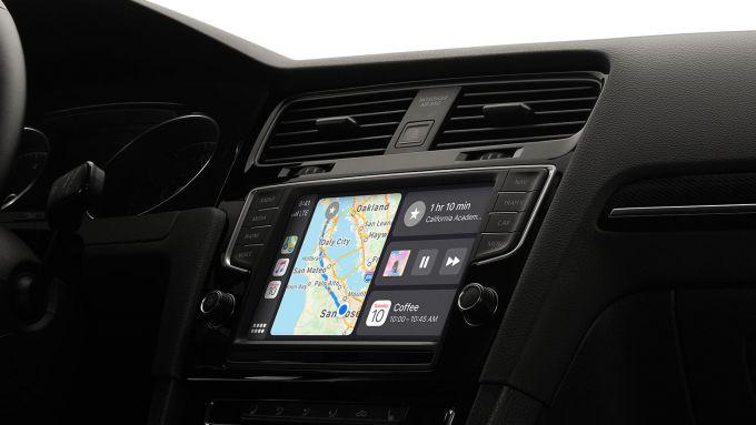 Apple CarPlay: la nuova interfaccia