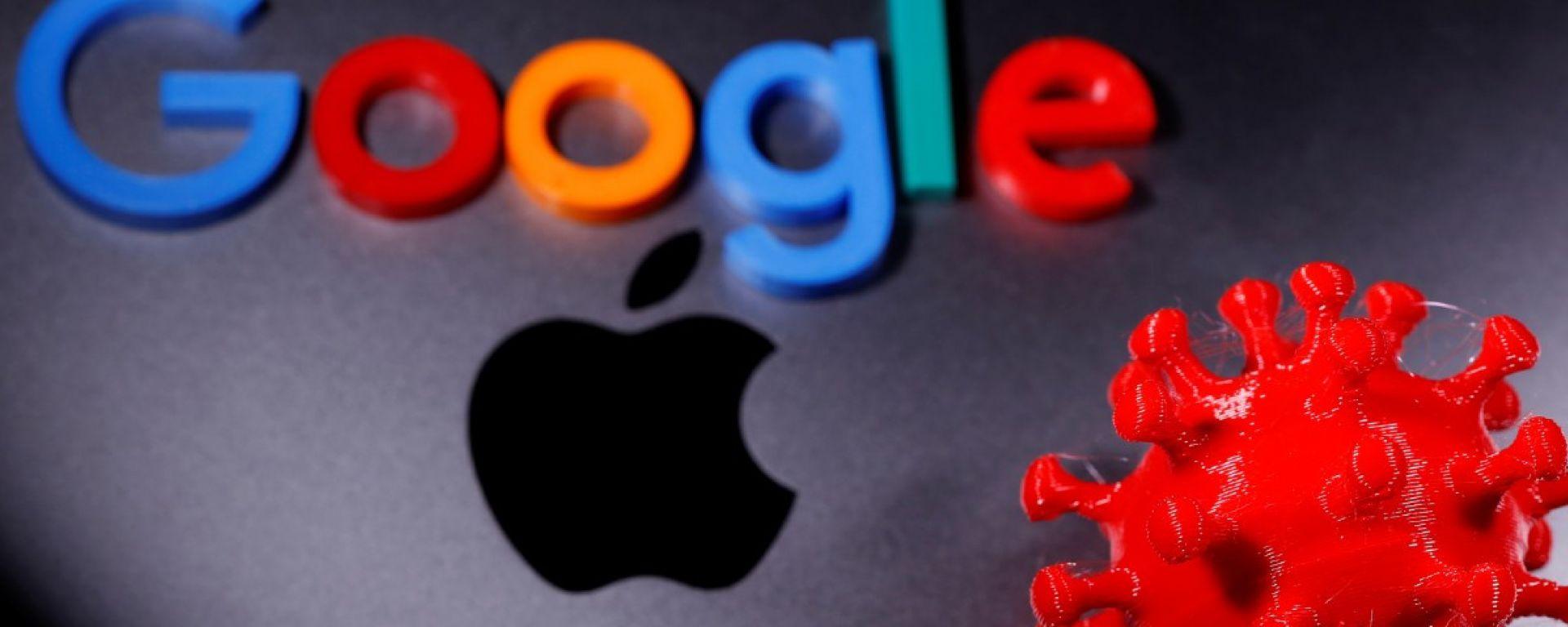 Apple e Google, insieme per fermare il COVID-19