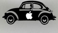Apple Car, accordo con Volkswagen per auto guida autonoma. I dettagli