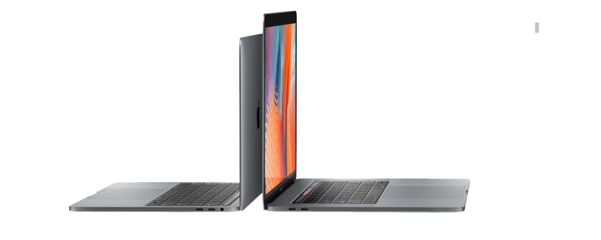 Apple MacBook: i portatili della Mela si rinnovano dentro e fuori