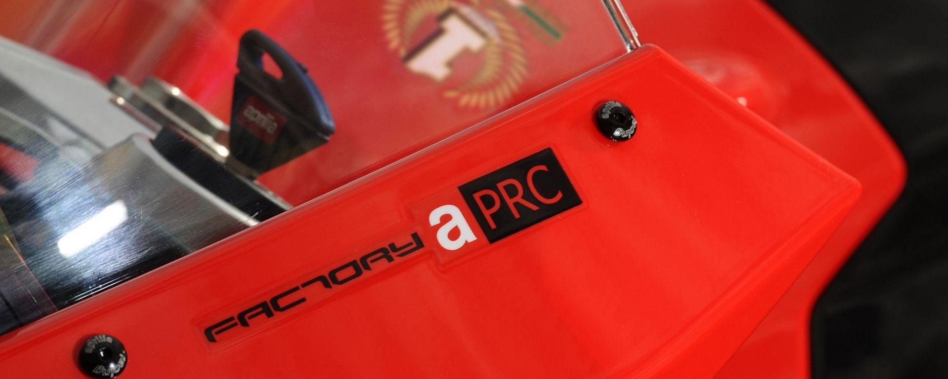 Aprilia APRC manuale di istruzioni video