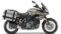 Aprilia Caponord 1200 Rally: il video - Immagine: 59