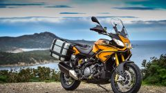 Aprilia Caponord 1200 Rally: il video - Immagine: 35