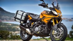 Aprilia Caponord 1200 Rally: il video - Immagine: 32