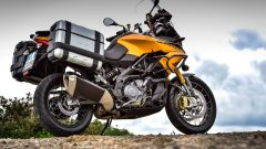 Aprilia Caponord 1200 Rally: il video - Immagine: 3