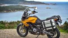 Aprilia Caponord 1200 Rally: il video - Immagine: 34