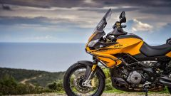 Aprilia Caponord 1200 Rally: il video - Immagine: 36