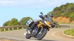 Aprilia Caponord 1200 Rally: il video - Immagine: 15