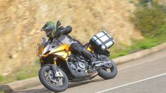 Aprilia Caponord 1200 Rally: il video - Immagine: 17