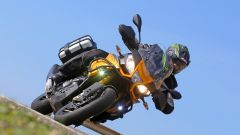 Aprilia Caponord 1200 Rally: il video - Immagine: 1