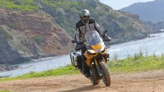 Aprilia Caponord 1200 Rally: il video - Immagine: 31