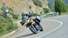 Aprilia Caponord 1200 Rally: il video - Immagine: 27