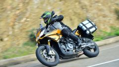 Aprilia Caponord 1200 Rally: il video - Immagine: 26