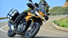 Aprilia Caponord 1200 Rally: il video - Immagine: 22