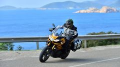 Aprilia Caponord 1200 Rally: il video - Immagine: 21