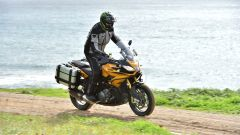 Aprilia Caponord 1200 Rally: il video - Immagine: 30